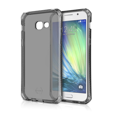 ITSKINS Spectrum Samsung Galaxy A3 2017 Gel Case - Black