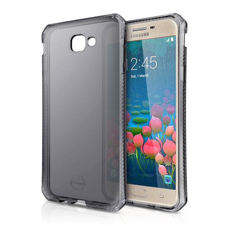 ITSKINS Spectrum Samsung Galaxy J5 Prime Gel Case - Smoke Black