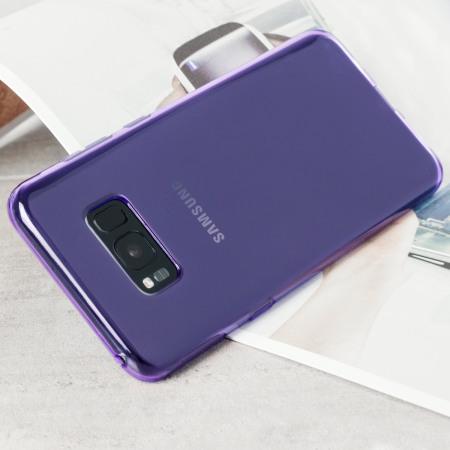 olixar flexishield samsung galaxy s8 plus gel case blue 6 just want