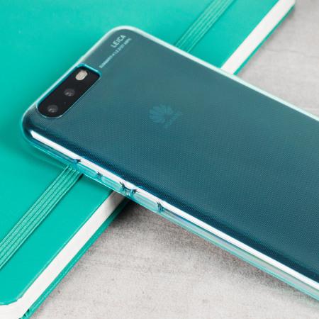 Olixar FlexiShield Huawei P10 Gel Case - Blue