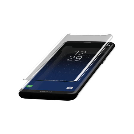 invisibleshield samsung galaxy s8 plus sapphire screen protector would really