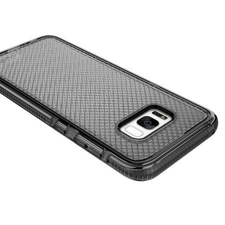 Prodigee Safetee Samsung Galaxy S8 Plus Case - Smoke Black