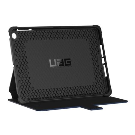 UAG Metropolis Rugged iPad 9.7 2017 Wallet Case - Cobalt Blue