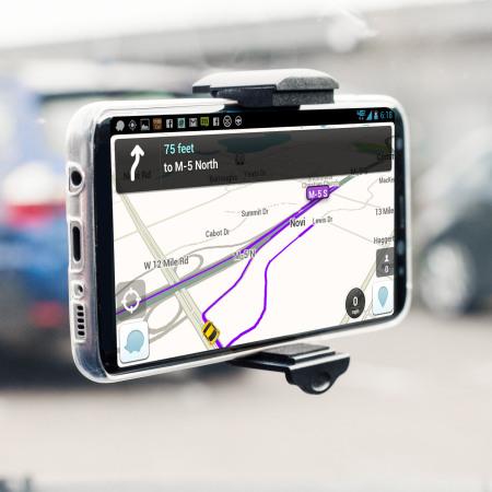 olixar drivetime samsung galaxy s7 car holder charger pack