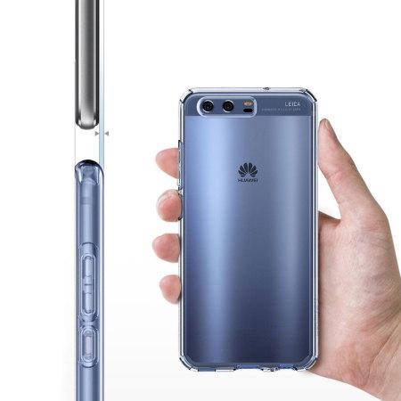 Spigen Liquid Crystal Huawei P10 Shell Case - Clear