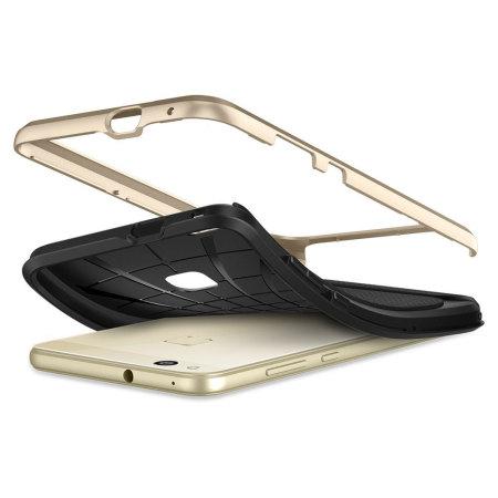 Spigen Neo Hybrid Huawei P10 Lite Case - Champagne Gold