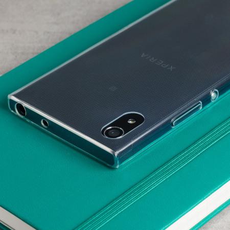 Coque Sony Xperia XA1 Roxfit Pro Ultra Slim Soft Shell – Transparente