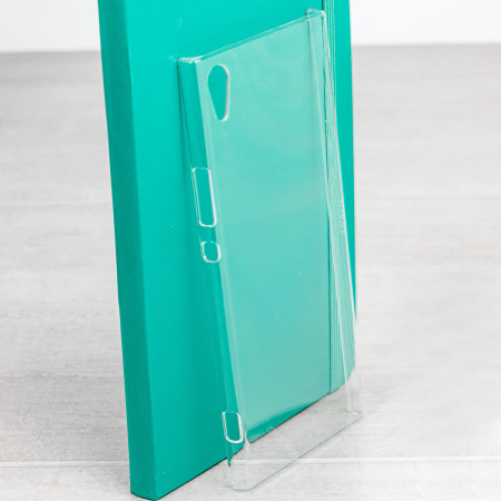 Roxfit Sony Xperia XA1 Ultra Simply Crystal Clear Shell Case - Clear