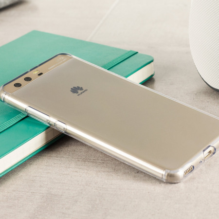 Official Huawei P10 Plus Transparent Cover - Clear
