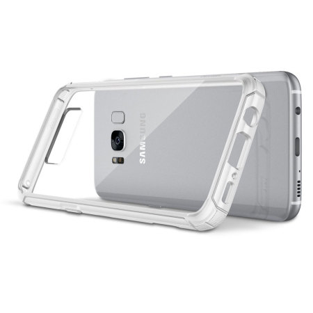 Obliq Naked Shield Samsung Galaxy S8 Case - Frost Clear