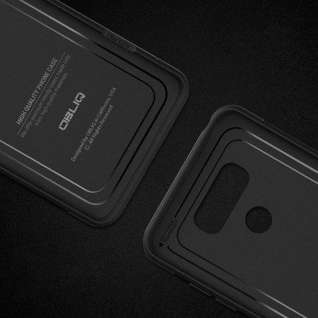Obliq Flex Pro LG G6 Case - Carbon Black