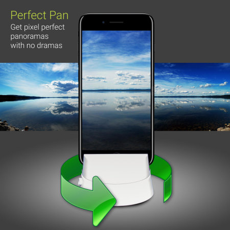 Support tournant panoramique Smartphones & Tablettes