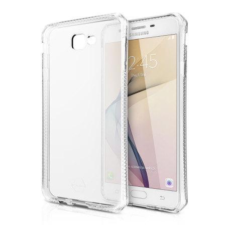 the best attitude 81cc5 e4966 ITSKINS Spectrum Samsung Galaxy J7 Prime Gel Case - Clear