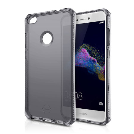 ITSKINS Spectrum Huawei P8 Lite 2017 Gel Case - Smoke Black