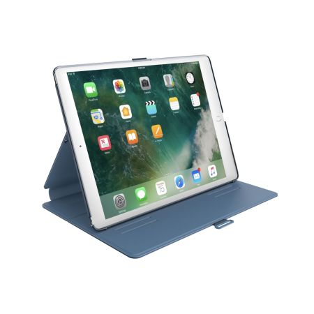 Speck Balance Folio iPad 2017 Case - Marine Blue / Twilight Blue