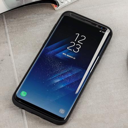27dd72200 Evutec AER Karbon Samsung Galaxy S8 Plus Tough Case - Black Reviews ...