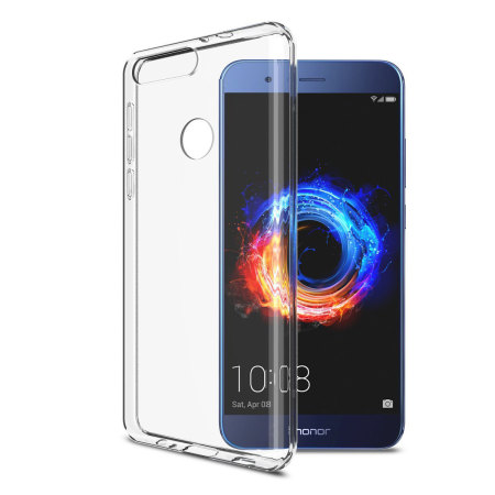 Olixar Ultra-Thin Huawei Honor 8 Pro Gel Case - Crystal Clear