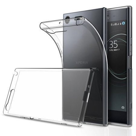 cheap for discount 7a866 26a48 Olixar Ultra-Thin Sony Xperia XZ Premium Case - 100% Clear
