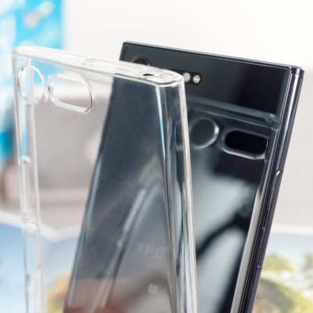 Olixar Ultra-Thin Sony Xperia XZ Premium Case - 100% Clear
