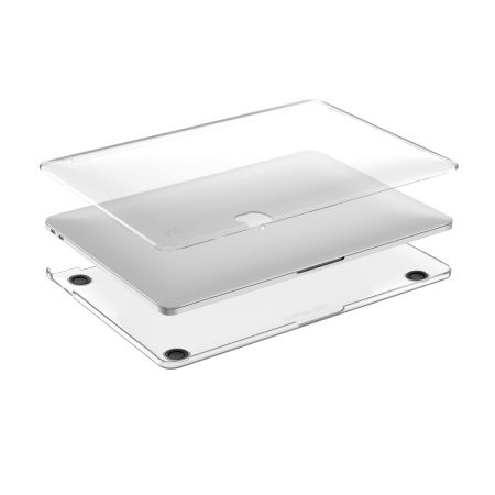 Speck SmartShell MacBook Pro 13 USB-C without Touch Bar Case - Clear