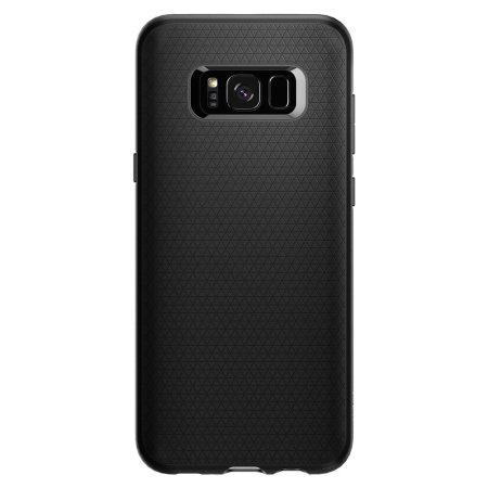 timeless design c9cb5 24828 Spigen Liquid Air Armor Samsung Galaxy S8 Case - Black