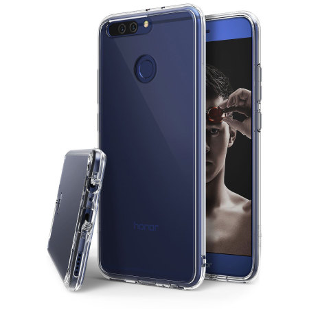 Rearth Ringke Fusion Huawei Honor 8 Pro Case - Clear