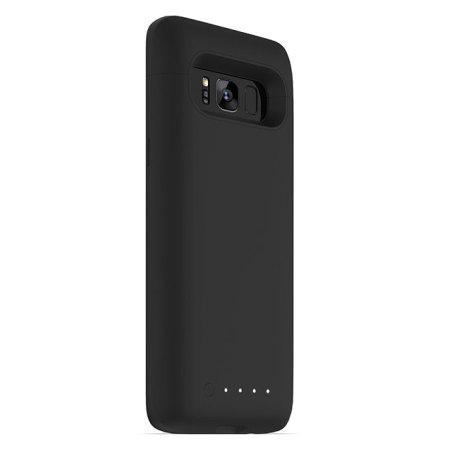 quality design 0e6e7 0b26b Mophie Juice Pack Samsung Galaxy S8 Plus Wireless Battery Case - Black
