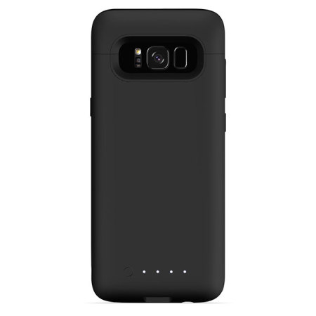 quality design d2f90 1d0f7 Mophie Juice Pack Samsung Galaxy S8 Plus Wireless Battery Case - Black
