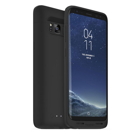 Mophie Juice Pack Samsung Galaxy S8 Plus Wireless Battery Case - Black