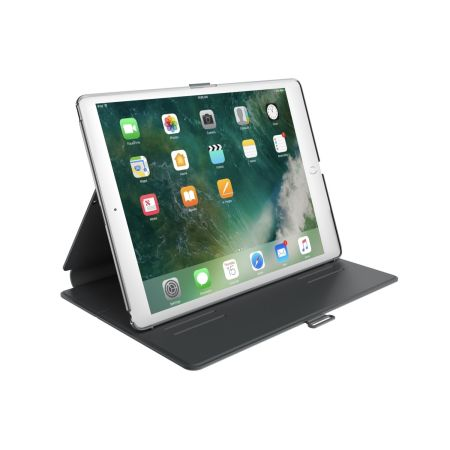 Speck Balance Folio iPad Air Case - Stormy Grey / Charcoal Grey