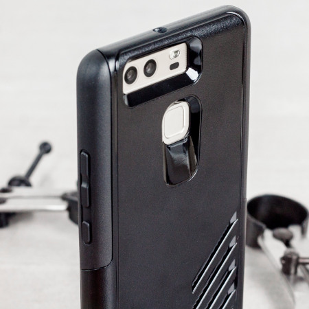 OtterBox Achiever Huawei P9 Protective Case - Black