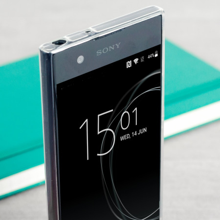 Olixar Ultra-Thin Sony Xperia XA1 Ultra Gel Case - 100% Clear