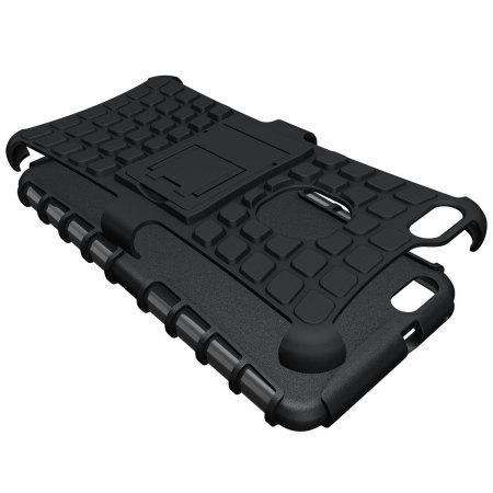 Olixar ArmourDillo Huawei P10 Lite Case - Zwart