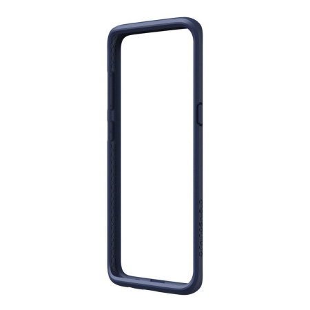 RhinoShield CrashGuard Samsung Galaxy S8 Bumper Case - Dark Blue