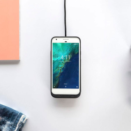 best sneakers 40705 f2af3 Mophie Google Pixel XL Juice Pack Wireless Charging Battery Case