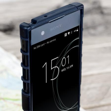 Olixar ArmourDillo Sony Xperia XA1 Protective Case - Black