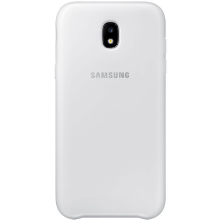 Offizielle Samsung Galaxy J5 2017 Dual Layer Cover Case - Weiß