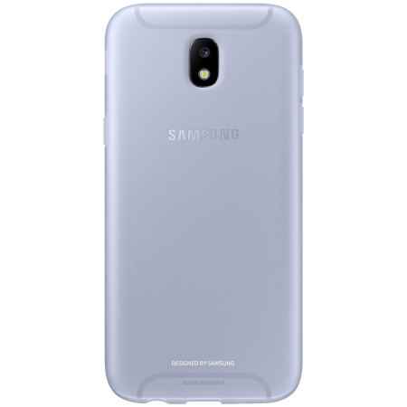Official Samsung Galaxy J5 2017 Jelly Cover Case - Blue