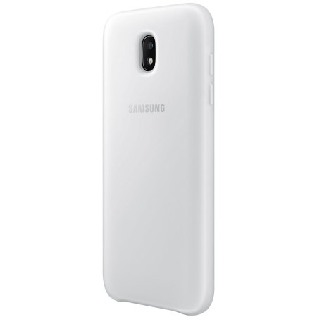 Official Samsung Galaxy J7 2017 Dual Layer Cover Case - White