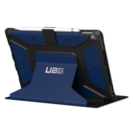 UAG iPad Pro 10.5 Rugged Folio Fodral - Blå