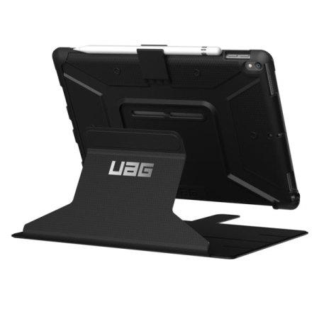 UAG iPad Pro 10.5 Rugged Folio Fodral - Svart