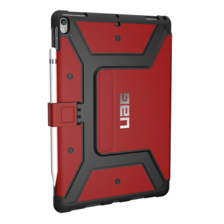 UAG iPad Pro 10.5 Rugged Folio Fodral - Röd