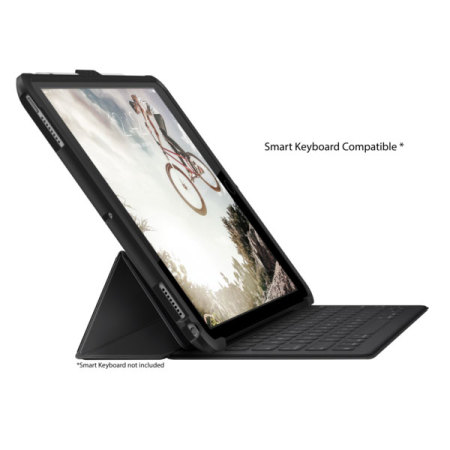 UAG iPad Pro 10.5 Rugged Folio Case - Red