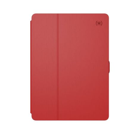 Speck Balance Folio iPad Pro 10.5 Case - Dark Poppy / Velvet Red