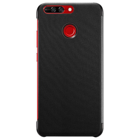 Official Huawei Honor 8 Pro Flip View Cover - Black