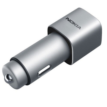 Official Nokia Dual USB Qualcomm Quick Charge 3.0 Car