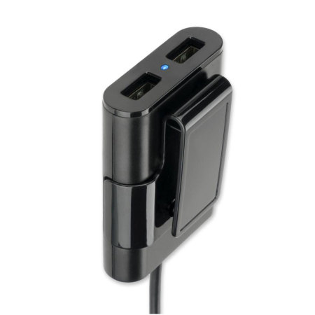 4smarts High Power 4 Port USB Family Car Charger