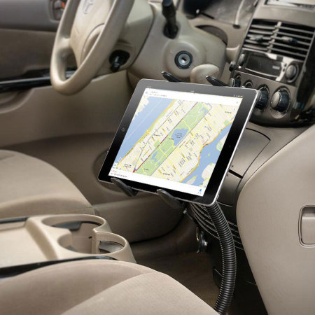 "Arkon TAB188L22 Universal Tablet Car Floor Mount w/ 22"" Gooseneck"