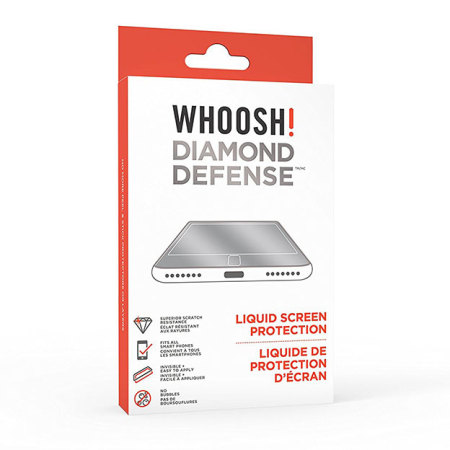 Whoosh! Diamond Defense Liquid Screen Protection