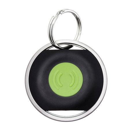 Tracker Biisafe Buddy V3 Smart Button - Noir / Vert